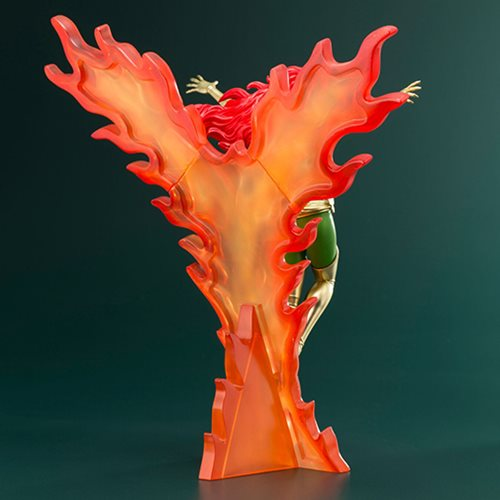 Marvel Universe X-Men 1992 Phoenix Furious Power ARTFX+ Statue