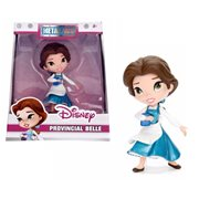 Beauty and the Beast Village Belle 4-Inch Metals Die-Cast Metal Action Figure