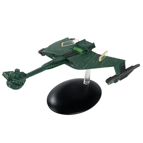 Star Trek: Discovery Starships  Klingon D7 Class Battle Cruiser with Collector Magazine