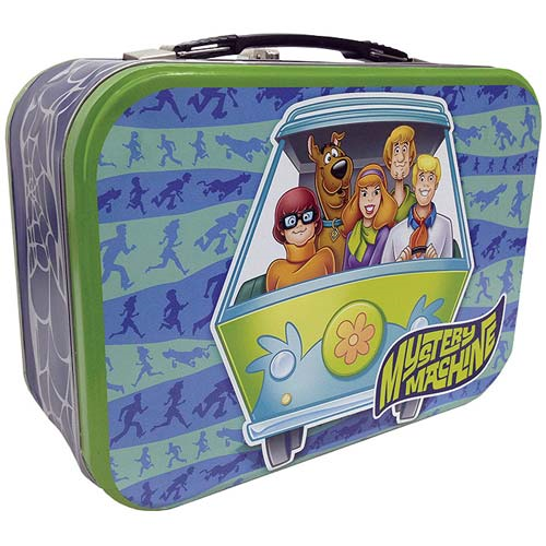 Scooby Doo Mystery Machine Tin Lunch Box The Best Machine