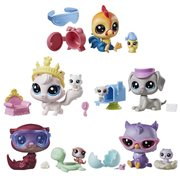 Littlest Pet Shop Pairs Wave 1 Revision 1 Case