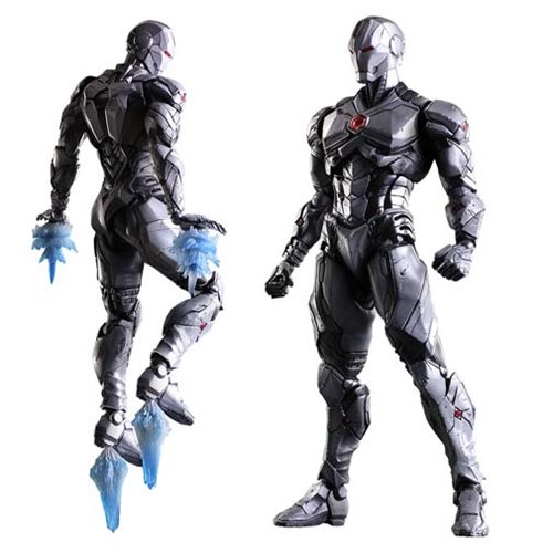 Marvel Universe Iron Man Variant Play Arts Kai Action Figure