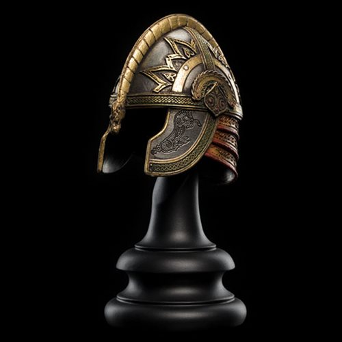 The Lord of the Rings The Helm of the Prince Theodred Statue