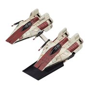 Star Wars A-Wing Star Fighter 1:144 Scale Model Kit