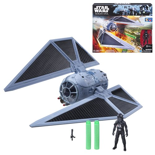 Star Wars Rogue One TIE Striker Vehicle, Not Mint