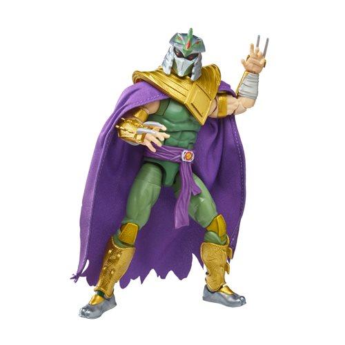 Power Rangers X TMNT 6-Inch Shredder Action Figure