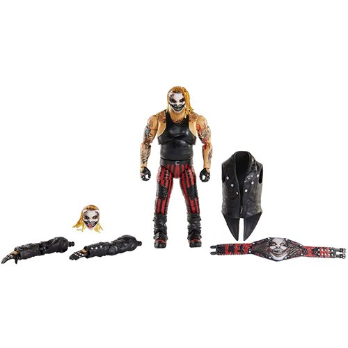 WWE Ultimate Edition Wave 7 The Fiend Bray Wyatt Action Figure-ReRun