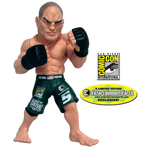 EE Exclusive MMA Champions Randy Couture Action Figure