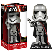 Star Wars: Episode VII - The Force Awakens Captain Phasma Bobble Head, Not Mint