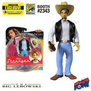 The Big Lebowski Stranger Urban Achiever 8-Inch Figure, Not Mint