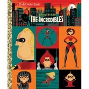 Disney Pixar The Incredibles Little Golden Book