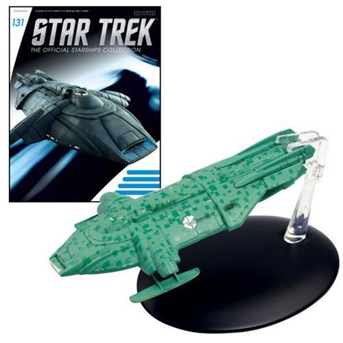 "Eaglemoss Star Trek Starships #159 /""The batris/"""