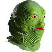 Universal Monsters Creature from the Black Lagoon Overhead Mask