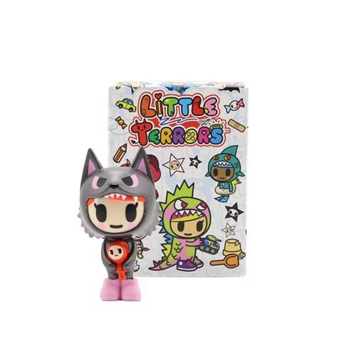 Tokidoki Little Terrors Mini-Figures Blind Box 12-Pack Tray