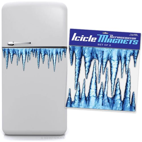 Icicle Magnets Set of 2