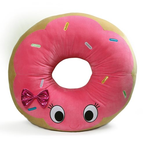 Sparkle Snacks Donut Jumbo 24-Inch Plush