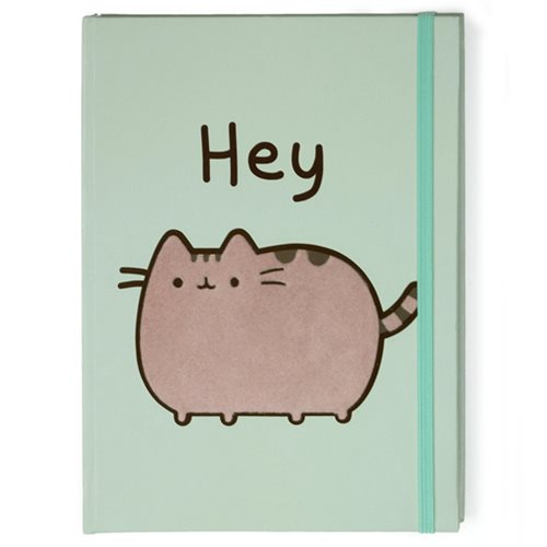 Pusheen the Cat Hey Journal