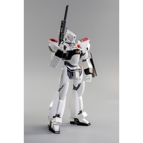 Mobile Police Patlabor Robo-DOU Ingram Unit 2 1:35 Scale Action Figure with and Unit 3 Attachment