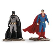 Batman v Superman: Dawn of Justice PVC Figurine 2-Pack