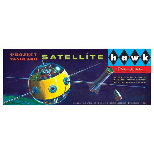 Vanguard Satellite Model Kit
