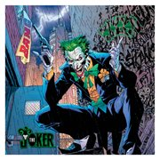 Joker Alley Pose Canvas Print