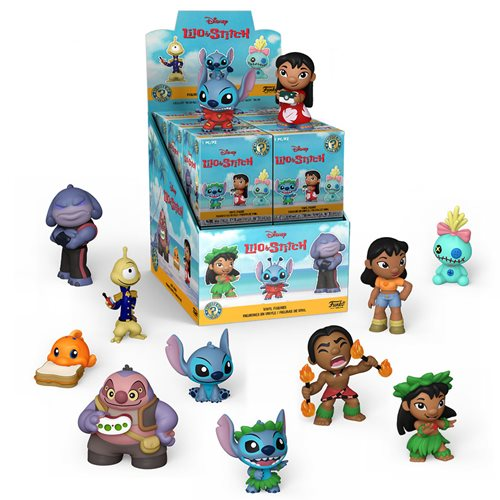 Lilo & Stitch Mystery Minis Mini-Figure Random 4-Pack
