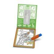 Melissa & Doug Water Wow! Safari Water Reveal Pad On the Go Activity