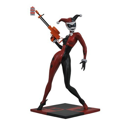DC Premier Collection Batman: TAS Harley Quinn Statue