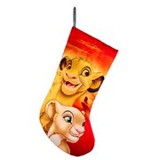 Lion King 19-Inch Stocking