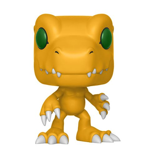 Digimon Agumon Pop! Vinyl Figure #429