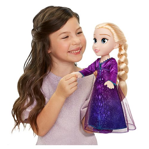 Frozen 2 Elsa Into the Unknown Doll