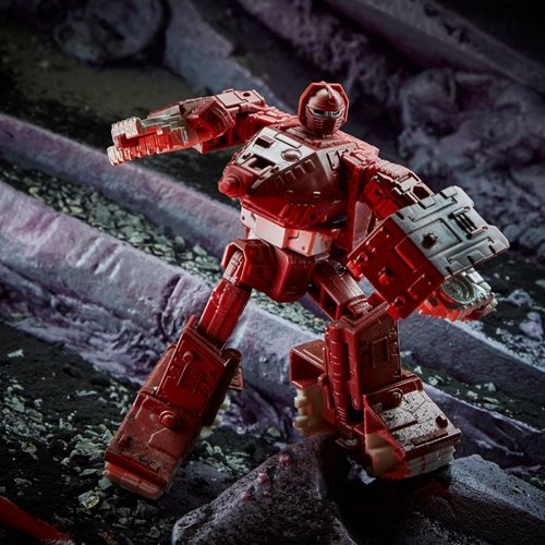 Transformers War for Cybertron Kingdom Deluxe Warpath