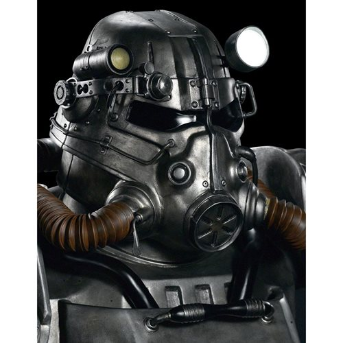 Fallout T-45 Power Armor Life-Size Bust