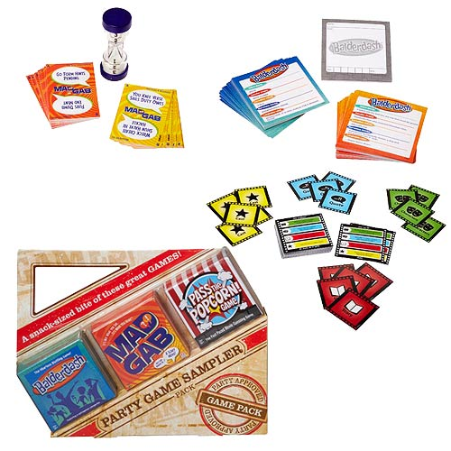 Party Game Sampler