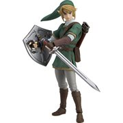 The Legend of Zelda: Twilight Princess Link DX Edition Figma Action Figure