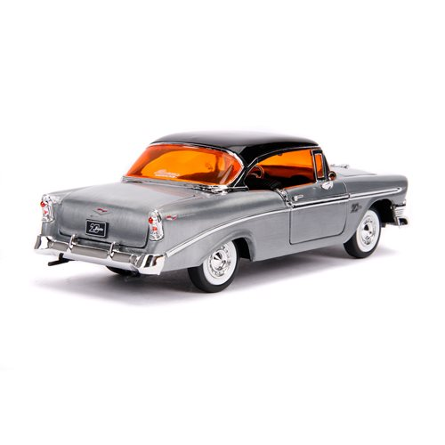Jada 20th Anniversary Wave 4 Showroom Floor 1956 Chevy Bel Air 1:24 Scale Die-Cast Metal Vehicle