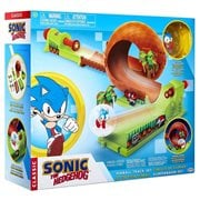 Sonic the Hedgehog Sonic Pinball Playset, Not Mint