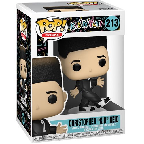 Kid 'N Play Kid Pop! Vinyl Figure