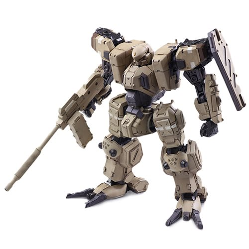 Front Mission 1st Zenith Wanzer Arid Camo Variant Action Figure