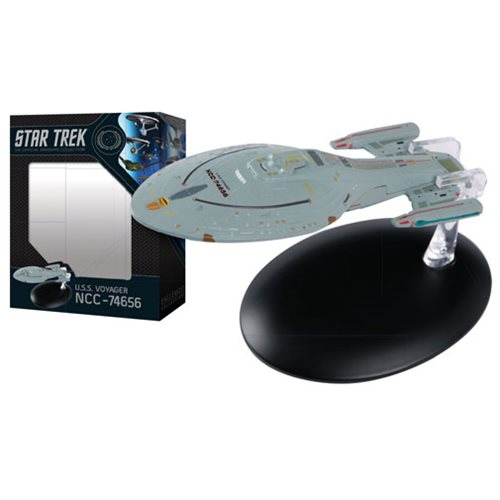Star Trek Starships Best Of Figure #5 U.S.S. Voyager Vehicle