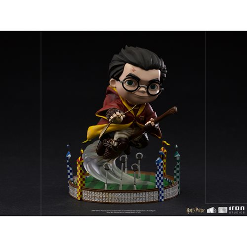 Harry Potter at the Quidditch Match MiniCo Illusion Vinyl Figure