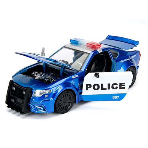Transformers: The Last Knight Barricade 1:24 Scale Die-Cast Metal Vehicle