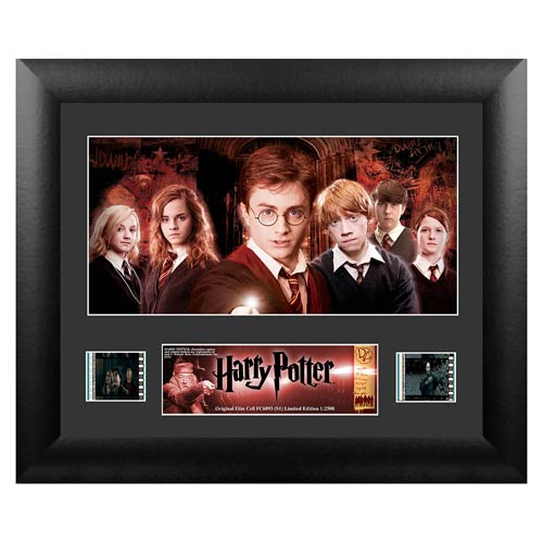 Harry Potter and the Order of the Phoenix Series 1 Dumbledores Army Single Film Cell