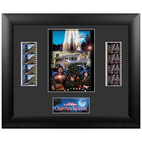 National Lampoons Christmas Vacation Series 1 Double Film Cell