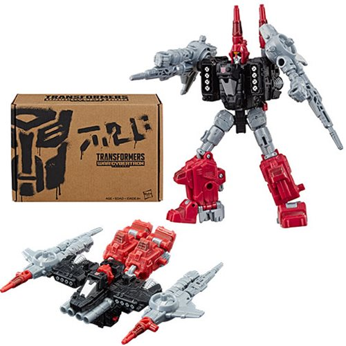 Transformers Generations Selects Powerdasher Jet Cromar