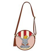 Dumbo Stripes Crossbody Purse