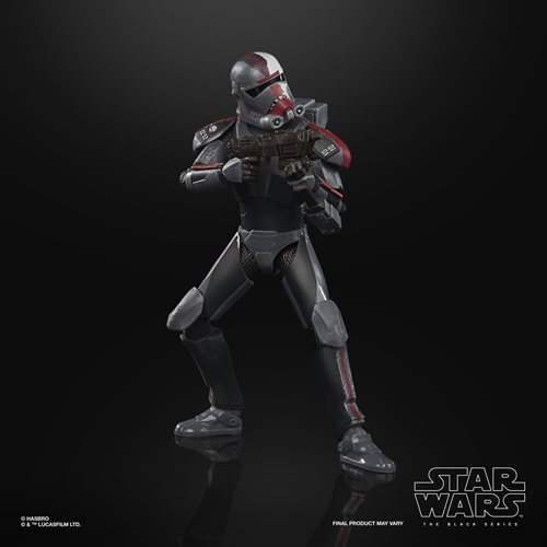 Star Wars The Black Series Bad Batch Clone Hunter 6-Inch Action Figure