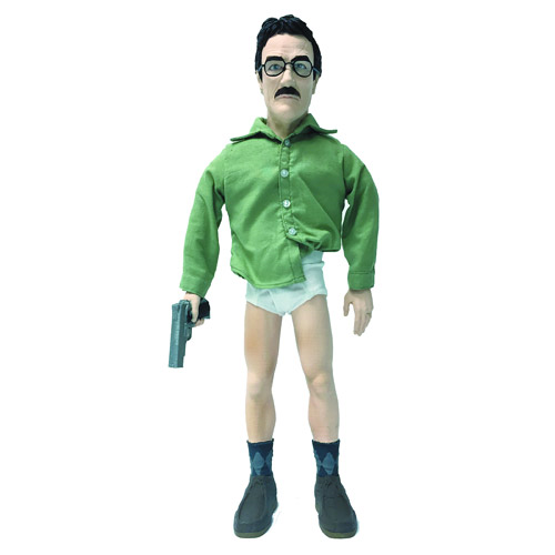 Breaking Bad Walter White Underwear 17-Inch Talking Figure - Previews Exclusive