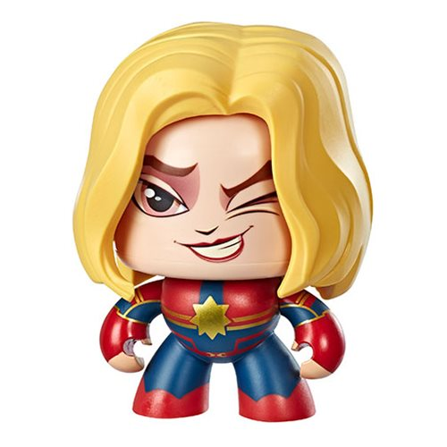 Captain Marvel Mighty Muggs Captain Marvel Action Figure