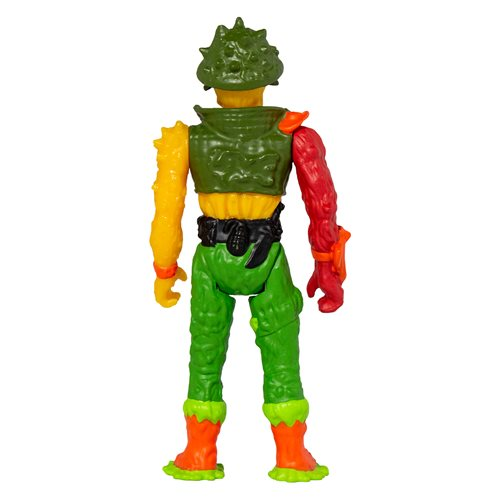 Toxic Crusaders Major Disaster 3 3/4-Inch ReAction Figure